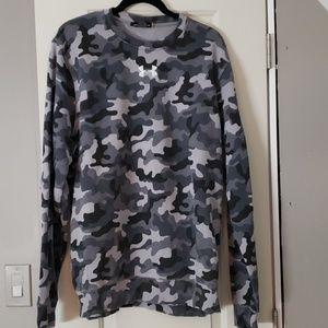Mens Under Armour Crew Neck Sweatshirt